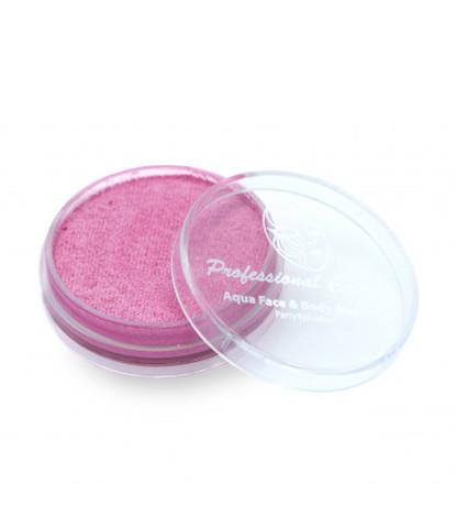 Аквагрим partyxplosion 10 гр перламутровый светло-розовый