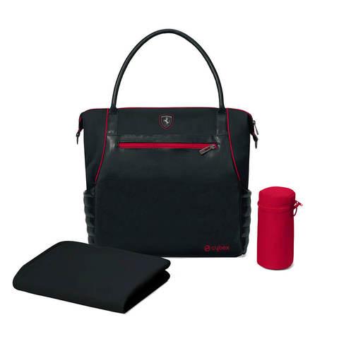 Сумка для коляски Cybex Priam Changing Bag Ferrari Victory Black