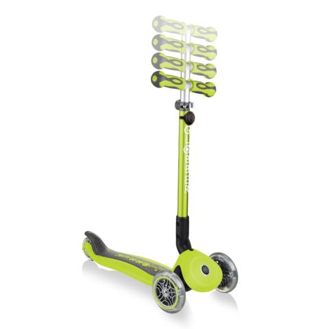 Трехколесный самокат Globber Go UP Deluxe Play Light