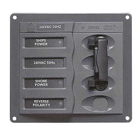 Переключатель источника питания, переменный ток (230 В)