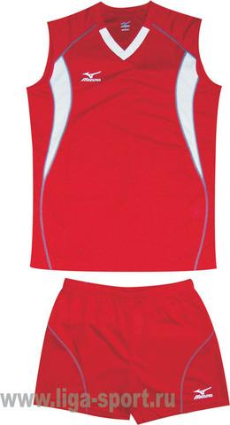 Форма волейбольная женская Mizuno Z59HV051/Z59RM051(62)