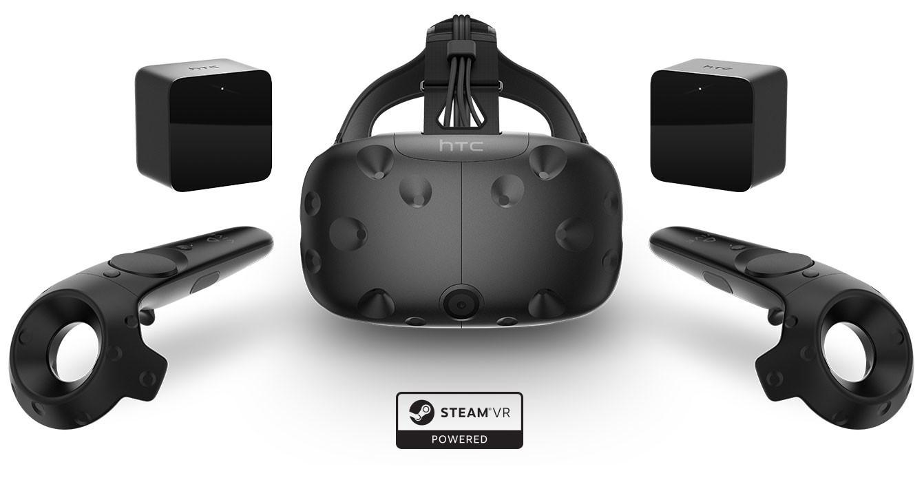 Аренда шлема виртуальной реальности HTC VIVE/ PRO