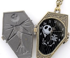 The Nightmare Before Christmas Quartz Pocket Watch