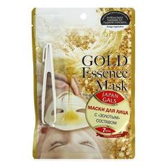 Japan Gals Essence Mask - Маска с «золотым» составом