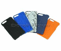 Чехол для iPhone из кожи питона AC-42
