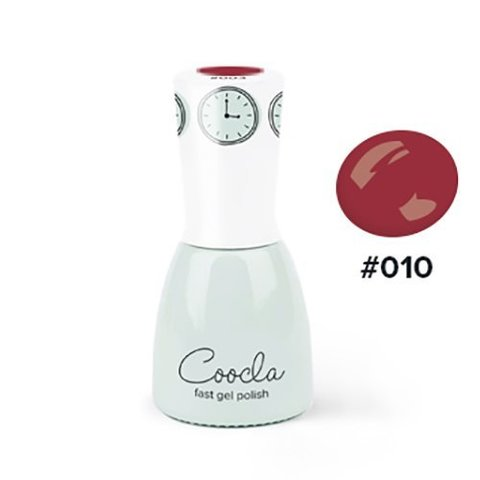 CIN-010 Гель-лак для покрытия ногтей Fast gel polish #010 Instalike
