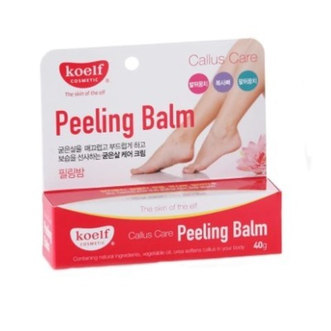 Пилинг бальзам для ног и локтей Koelf Callus Care Peeling Balm