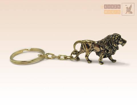 брелок зодиак Лев большой (23 июля - 23 августа)