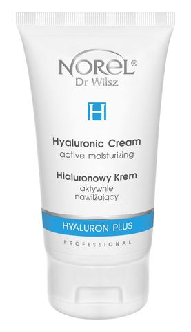 *Активно увлажняющий крем с гиалуроновой кислотой (NOREL/HYALURON PLUS/150мл/PK 208)