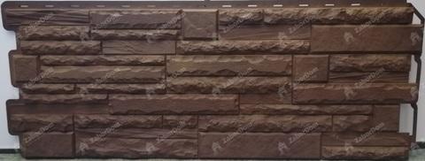 Фасадная панель Альта Профиль Скалистый Камень Тибет 1160х450 мм