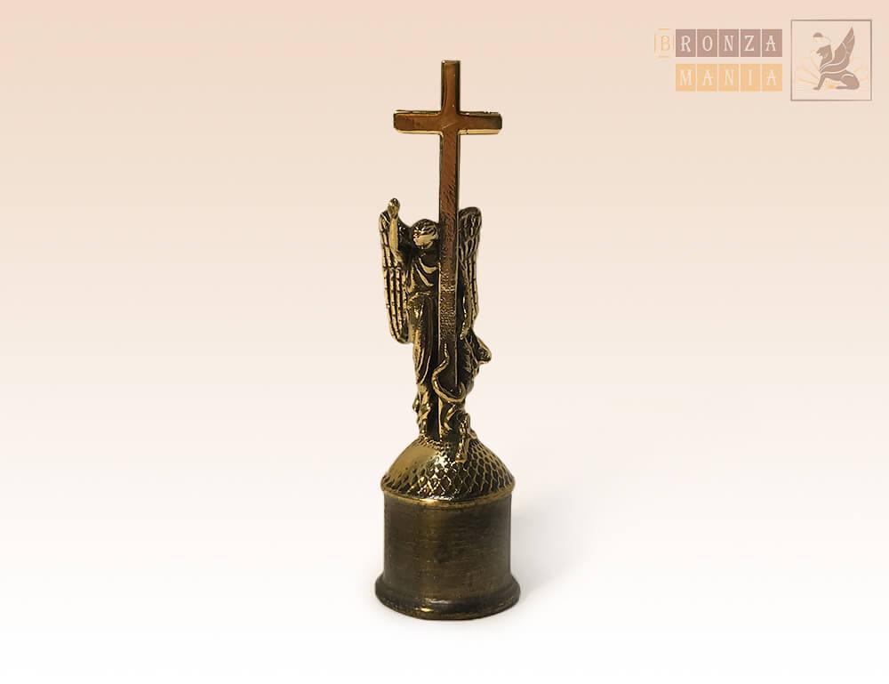 фигурка Ангел на Александровской колонне малый на постаменте