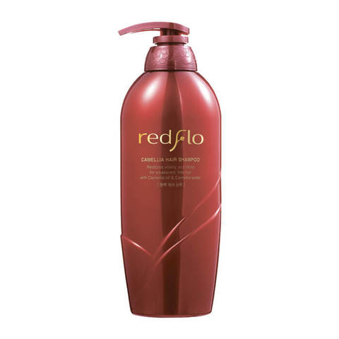 Шампунь для волос Flor de Man на основе камелии для увлажнения и питания волос, 750г