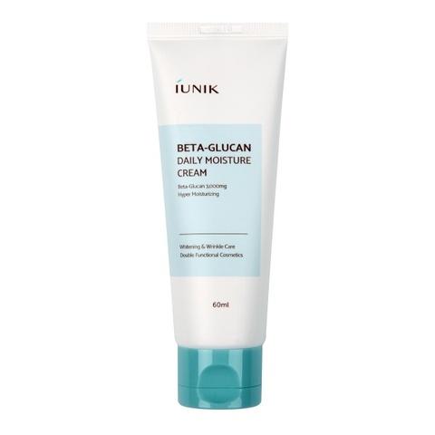 Увлажняющий Крем С Бета-Глюканом IUNIK Beta-Glucan Daily Moisture Cream