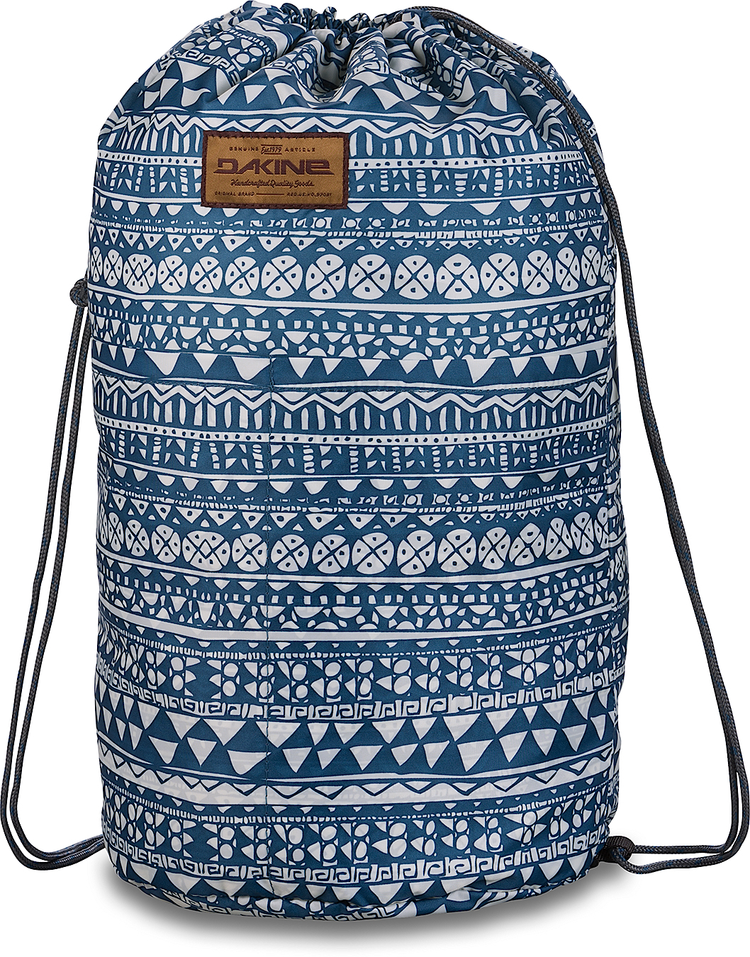 Рюкзаки водонепроницаемые Мешок рюкзак складной для обуви Dakine STASHABLE CINCHPACK MAKO 2015S-08130103-StashableCinchpack19L-Mako.jpg