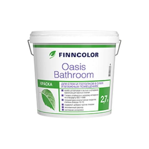Finncolor OASIS BATHROOM/Финнколор Оазис Басрум краска для ванных комнат