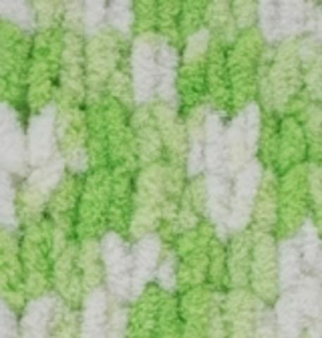 Пряжа Puffy Color (Alize) 5937