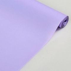 Пленка упаковочная матовая Светло-фиолетовая, 0,6*10 м, 200 г.