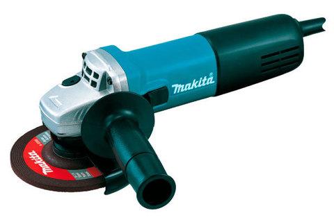 Угловая шлифовальная машина Makita 9558HNK6