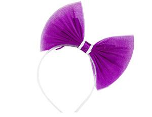 Всё для праздника Ободок с фиолетовым бантом 1501-4090_m1.jpg