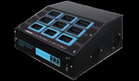 Терминал архивации, зарядки и хранения данных RVi-TM-01