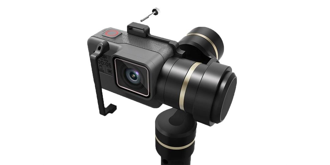Трехосевой стабилизатор-монопод G5 3-Axis Handheld Gimbal установка камеры
