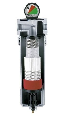 Магистральный фильтр Remeza R0056-PI в разрезе