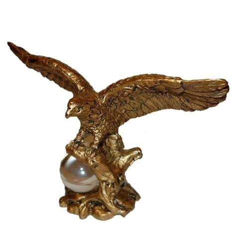Орел с хрустальным шаром