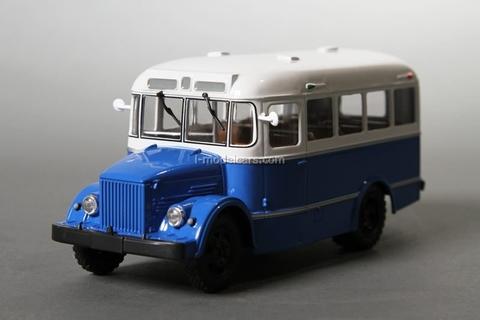 KAVZ-651 gray-blue Classicbus 1:43