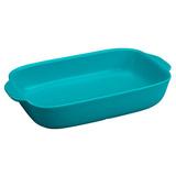 Форма для запекания прямоугольная 2,8 л синяя, артикул 1114109, производитель - Corningware