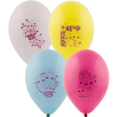 Гелиевые шарики ЛОЛ