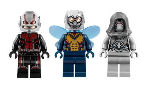 LEGO Super Heroes: Исследователи квантового мира 76109 — Quantum Realm Explorers — Лего Супергерои Марвел