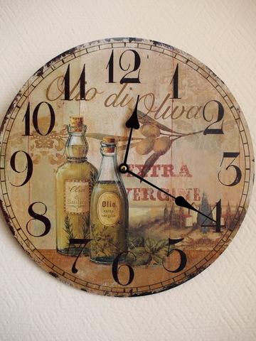 Часы настенные «Олива» Time Keeper