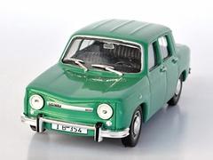 Dacia 1100 green 1:43 DeAgostini Masini de legenda #5