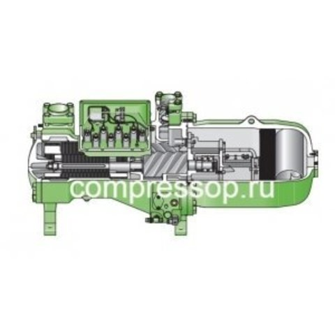 CSH8563-125(Y) Bitzer купить, цена, фото в наличии, характеристики