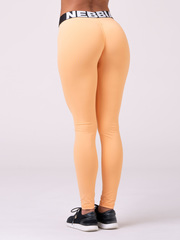Лосины NEBBIA Squad Hero Scrunch Butt leggings 528 APRICOT