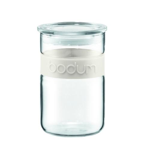 Банка для хранения Bodum Presso (0,6 литра), белая