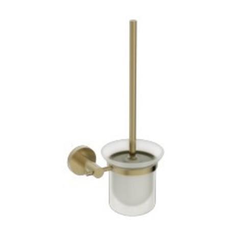 Держатель для туалетной щетки (ершик) настенный KAISER Bronze KH-4106