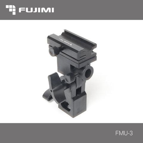 Держатель вспышки и зонта Fujimi FMU-3