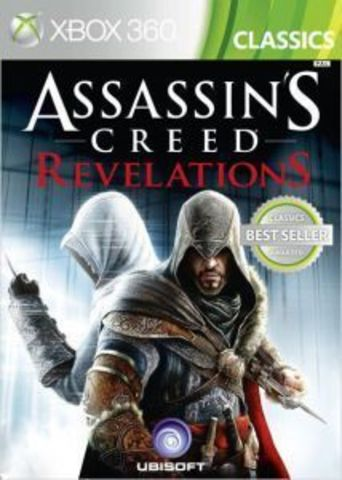 Xbox 360 Assassin's Creed: Откровения (Xbox 360 - Xbox One, русская версия)