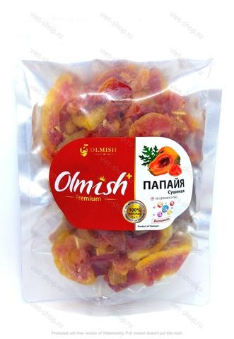 Папайя сушеная Olmish, Вьетнам, 500 гр.