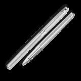 Роллер Carandache Madison Cisele SP латунь посеребрение с родиевым напылением (4670.286)