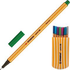 Набор линеров Stabilo Point 8820-02 20 цветов (толщина линии 0.4 мм)