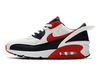 Nike Air Max 90 FlyEase 'White/Red/Black'
