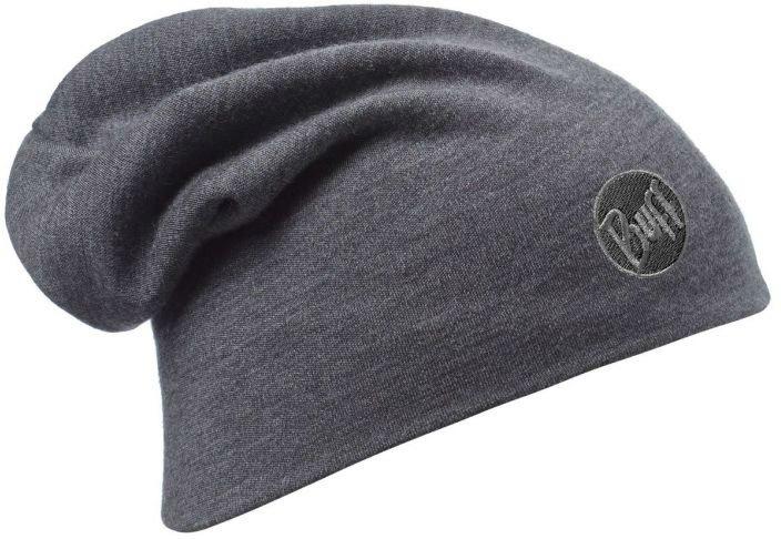 Шерстяные шапки Теплая шерстяная шапка-чулок Buff Grey 111170.937.10.00.jpg