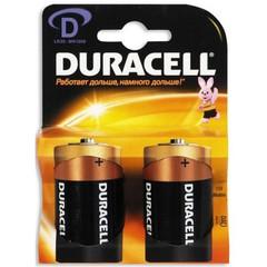 Батарейки Duracell LR20/MN1300- C(2шт.)