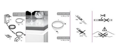 Светодиодная лента Eglo LED STRIPES-BASIC 92064 4