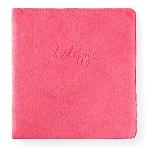 Альбом Small  Creative Photo Album от Webster's Pages -23/22/5 см- Cottontail Pink