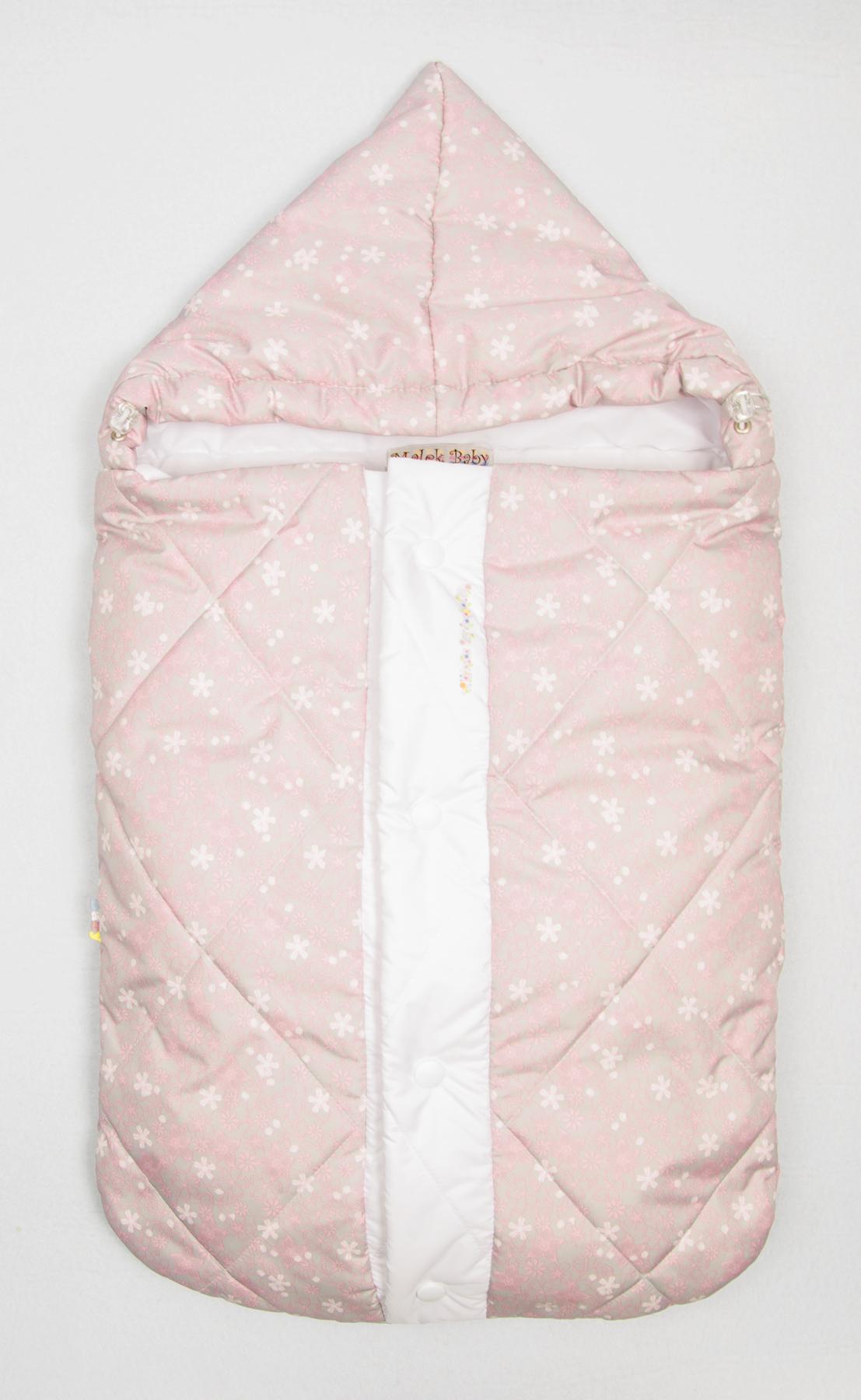 Конверты на выписку Конверт для новорожденного, Осень-Весна, Розовый SIV_2821.jpg