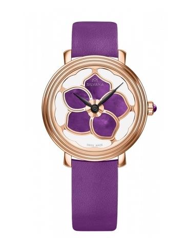 Часы женские Silvana SF36QRR89VVI Flowers