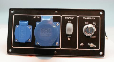 Панель контрольная DDE BG6000 (029020400021)